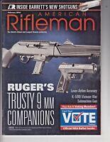 AMERICAN RIFLEMAN MAGAZINE FEBRUARY 2018 - FIREARMS Guns / t1