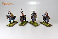 Fireforge Medieval Mongol Heavy Cavalry mixed weapons pack new