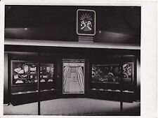 Industrie Messe Hannover 1950er Jahre - KALI Verarbeitung Vertrieb-4 Orig.Abzüge