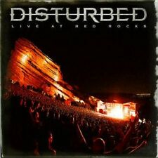 Disturbed - Disturbed: Live at Red Rocks - New CD Album