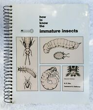 How to Know the Immature Insects by Laurence K. Cutkom , new- other