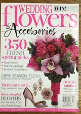 Wedding Flowers And Accessories Spring Picks  March/April 2015 FREE SHIPPING!