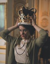 Claire Foy The Crown Hand Signed 8x10 Autographed Photo W/COA