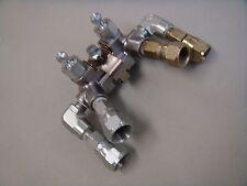 Graco 249523 Fusion AP Fluid Manifold Coupling Block, 4-hose