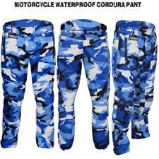Pantalons bleus tous résistant à l'eau pour motocyclette