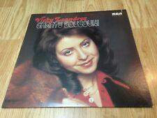"VICKY LEANDROS LP "" Chante Bouzouki "" RCA VICTOR Canada 1973'"