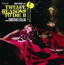12 Reasons to Die II By Ghostface Killah Vinyl LP Record Release 07/10/2015 NEW