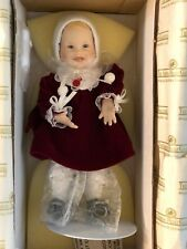 "Ashton Drake ""Jennifer"" Doll- 6"" porcelain New in Box"