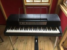 More details for wurlitzer electric piano ep 200a in fair condition for age and working history.