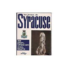 Les JOYAUX de SYRACUSE par Rosella VANTAGGI illustré de 98 planches SICILE 1975