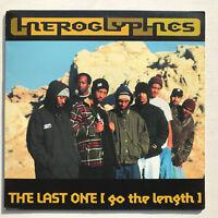 "Hieroglyphics The Last One] Vinyl Record Original Underground Hip Hop 12"""