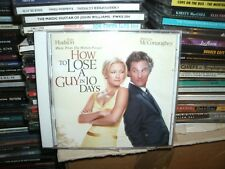 Soundtrack - How To Lose A Guy In 10 Days (2003) FILM SOUNDTRACK