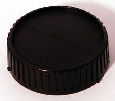 "Genuine ""MINOLTA CAMERA CO. LTD"" Rear Lens Cap for Manual Focus MD SR MC Lenses"