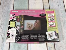 Digital Scrapbook Kit By Digital Designs Contents SEALED Scrap Book