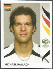 PANINI FIFA WORLD CUP-GERMANY 2006- #025-GERMANY-MICHAEL BALLACK