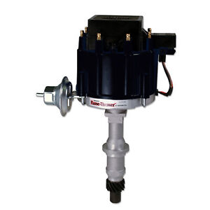Pertronix Performance D1200 Distributor Distr HEI Pontiac SB/BB Blk Cap