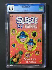 Sleeze Brothers #nn CGC 9.8 (1991) - 1 of 1 CGC Copy!