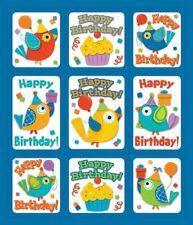 Boho Birthday Prize Pack Stickers
