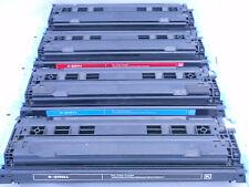 4 Pack Q6000A - Q6003A Color Toner for HP LaserJet 2600 1600 2605dn 2605dtn