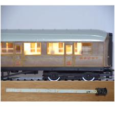 More details for train tech automatic coach lighting - warm white standard model railways ttcl2