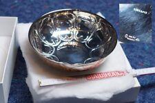 Silberne (925) Schale, ca. 20cm Durchmesser, Handarbeit