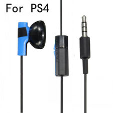 Game Headset Earphone Headphone w/ MIC For Sony Playstation 4 PS4 Controller CA