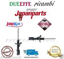 KIT 2 AMMORTIZZATORI ANTERIORI JAPANPARTS VW POLO (9N) DA 2001 A 2009