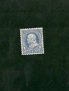 United States Scott #246 Franklin 1894 MNH F/VF Stamp One Cent Blue