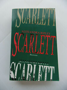 "Roman ""SCARLETT"" par Alexandra Ripley - 1991"