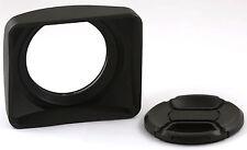 Square Rectangular Lens Hood for Professional Broadcast Lenses 82mm filter size