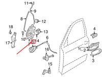OEM JAGUAR X-TYPE X400 FRONT LEFT DOOR INNER HANDLE INTERIOR C2S20237 GENUINE