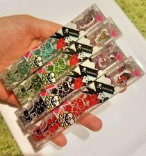 TOKIDOKI Prisma Lip Gloss LOT in ADIOS, DEVIL GIRL, NINJA DOG & SANDY
