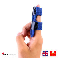 Finger Splint Injury Trigger Support Brace Joint Protection Straightener Strap