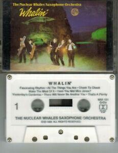 The Nuclear Whales - Whalin