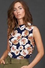 Women's Regular Floral Strapless Sleeve Tops & Blouses