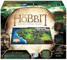 The Hobbit 4D Cityscape Middle-Earth Puzzle