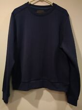 Under Armour Men's Unstoppable Quilted Textured Crewneck Pullover Size Large Nwt