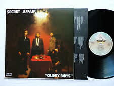 SECRET AFFAIR Glory boys FRENCH Orig LP I-SPY / ARISTA (1979) mod power pop