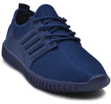 Tanggo Leo Fashion Sneakers Men's Rubber Shoes (blue) - SIZE 41