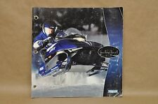 1998 Yamaha VMax SRX Full Line Snowmobile Parts Accessories Catalog Brochure