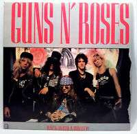 "GUNS N'ROSES  ""  Back With A Bullet!  "" 2 X Vinyl   - RAL 0283  -  1988 Germany"