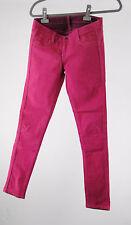 Bleulab Jeans W 27 Wendejeans pink - dunkelrot detour legging wie neu skinny