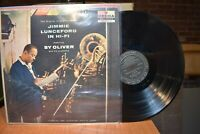 Sy Oliver Orchestra Jimmie Lunceford in Hi-Fi LP Decca DL 8636 Mono