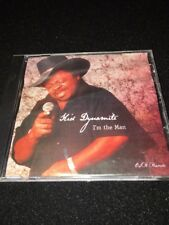 KID DYNAMITE • I'm The Man Autographed Signed CD