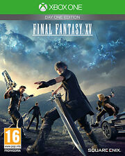 Final Fantasy XV 15 Day 1 Edition XBOX ONE IT IMPORT SQUARE ENIX
