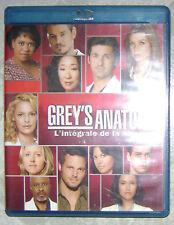 GREY'S ANATOMY L'INTEGRALE DE LA SAISON 4 COFFRET 5 BLU-RAY