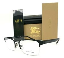 BURBERRY BE1308 1213  Matte Black 54mm Eyeglasses