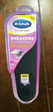 1 Pair of Dr. Scholl's Stylish Step SNEAKERS Insoles (Women's Size 6-10)
