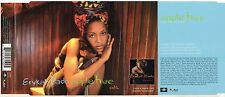 ERYKAH BADU raro CD SINGLE Apple tree  4 tracce + LIVE 1997