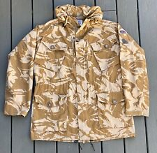 British Military Army Desert DPM Camouflage Combat Windproof Smock
